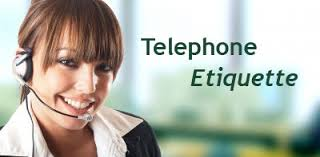 Telephone Etiquette Course